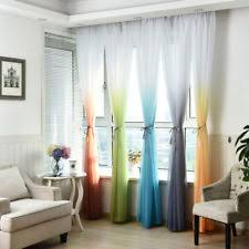 Chiffon Drape Chiffon Solid Pattern Curtains Drapes U0026 Valances Ebay