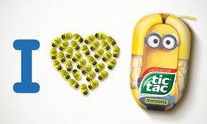 where to buy minion tic tacs look tic tac makes minions edition marketing interactive