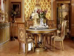 with gold finish dining table chairs furniture ideas