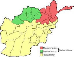 Bagram Air Base Map Afghan Civil War 1996 U20132001 Wikipedia