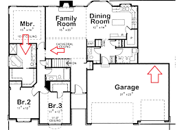 house floor plans 4 bedroom 2 bath bright corglife