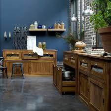 couleur de cuisine mur sol noir murs couleur cuisine ouverte sur salle à manger