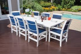 Hearth Garden Patio Furniture Covers by Malibu Outdoor Furniture Premiium Recycled Plastic Outdoor Furniture