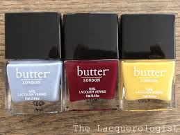 butter london high tea collection for spring 2015 swatches