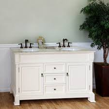 54 inch single sink vanity 54 inch single sink bathroom vanity set white finish with within