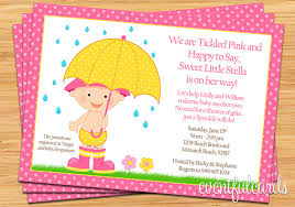 sprinkle shower baby sprinkle shower invitation for girl also available in