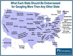 Most Googled Question Ever The Most Embarrassing Google Searches From Each State Show That We