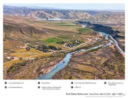 Boise Greenbelt Map Area Maps East Valley New Homes In East Boise Id