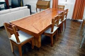 slab dining room table solid wood dining table solid wood natural edge slab dining table