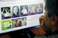 Online Personals Watch  News on the Dating Industry and Business     International dating site screenshot