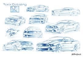 ferrari 458 sketch matthew law automotive design consultancy
