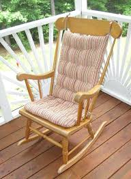 hivenkay rocking chair cushion nursery antique glider rocking