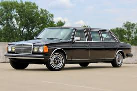 mercedes 300d coupe 1981 mercedes 300d limousine for sale on bat auctions