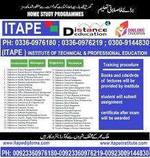 pakistan diploma certificate plumber electrician auto cad land