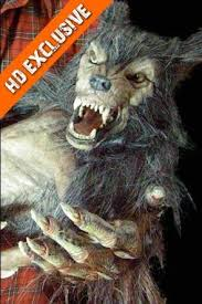 baby werewolf puppet halloween decorations the horror dome