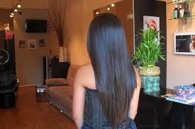 haircuts in layers shaped haircut layers back view medium hair styles ideas 10308