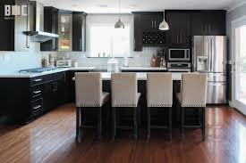what color wood floors go with espresso cabinets monterey espresso shaker 30x15x24 wall cabinet rta