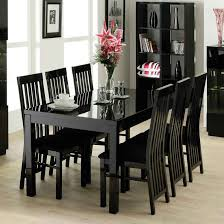 Dining Room Black Wood Dining Room Set Inspirational Rooms Chairs