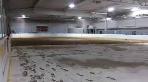 unfrozen ice rink youtube