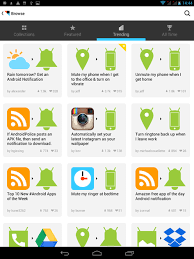 ifttt android if this then that ifttt app comes to android