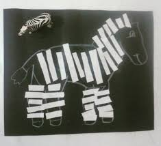 11 best zebra craft ideas images on pinterest zebra craft