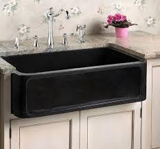 blanco ikon apron sink 37 black farm sink 33quot polished granite farmhouse sink with black