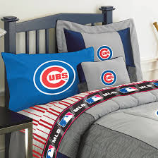 Chicago Cubs Crib Bedding Chicago Cubs Twin Size Sheets Set Jpg