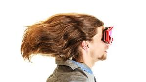 photo of the back of hair with a short bob how to get your hair to flow back long hair for men