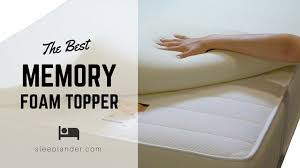the complete guide to buying the best egg crate mattress topper