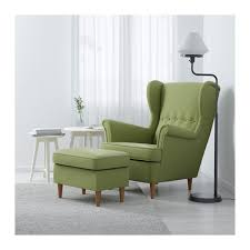 ikea hack diy wingback rocking chair ikea decora strandmon ottoman skiftebo yellow lofts ikea shopping and house