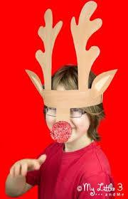 free printable reindeer activities printable reindeer antlers hat antlers antler headband and craft