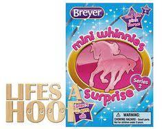 minnie whinnies breyer mini whinnies horses everythingponies mini whinnies