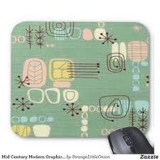modern design mid century modern graphic design patterns tray