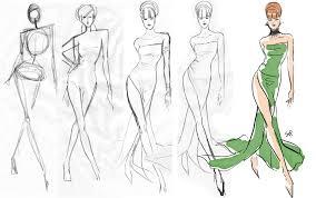from stick figure to fashion illustration susan tait porcaro