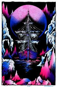 free black light posters ice ship blacklight poster poster and print