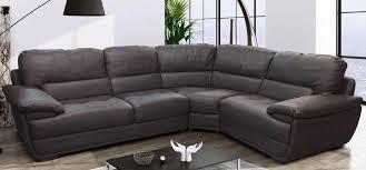 Black Leather Corner Sofa San Remo Leather Corner Sofa 2c1 Black