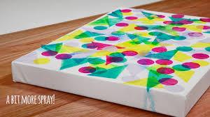 pattern making tissue paper how to make tissue paper artwork youtube