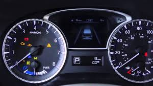 infiniti dashboard warning lights 2014 infiniti qx60 hev warning and indicator lights youtube