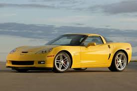 chev corvette 2006 chevrolet corvette overview cars com