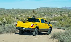 nissan titan yellow fog light 2016 nissan titan xd first drive review autonxt