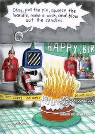 blowing out candles cartoons and comics funny pictures from