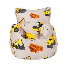 Bean Bag Armchair Buy Diggers Kid U0027s Toddler Bean Bag Armchair Seat Beanbag Chair