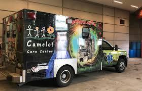 bizarre ambulance ems