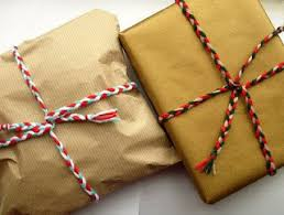 recycled christmas wrapping paper bugs and fishes by lupin gift wrapping the of kraft paper