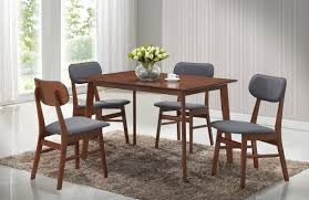 5 piece dining room sets roundhill furniture sacramento 5 piece dining set u0026 reviews wayfair