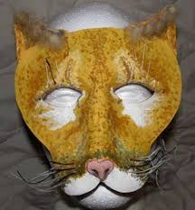 leather mardi gras masks mardi gras handmade leather calico cat mask by tingusness on etsy