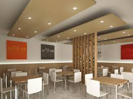 Rockfon Mono Acoustic Ceilings by Restaurant Acoustic Comfort Nuvola Sound Absorbing Panels With