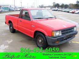 mazda b2200 1992 blaze red mazda b series truck b2200 regular cab 23451355