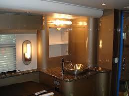 Rv Bathroom Remodeling Ideas Rv Interior Bathroom Remodels At Premier Motorcoach