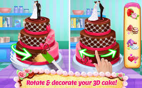 3d cake real cake maker 3d bake design decorate apps on play